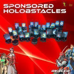 Sponsored Holobstacles (22 pieces)