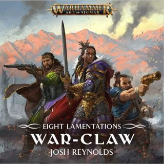 EIGHT LAMANTATIONS: WAR CLAW (AUDIOBOOK)
