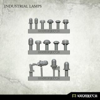 INDUSTRIAL LAMPS (14)