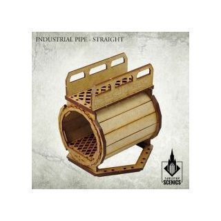 INDUSTRIAL PIPE STRAIGHT