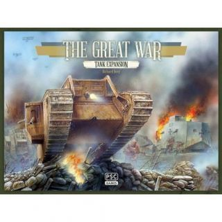 The Great War: Tank Expansion (Inglés)