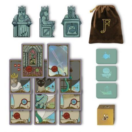 Feudum stretch goals originales