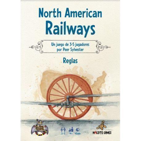 North American Railways (Edición Multi-idiomas)