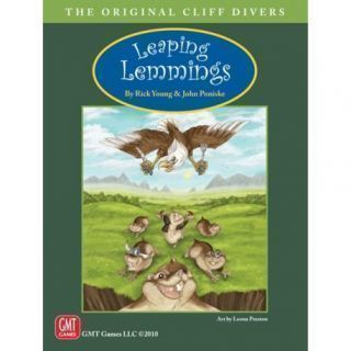 Leaping Lemmings (INGLES)