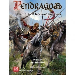 Pendragon: The Fall of Roman Britain (INGLES)
