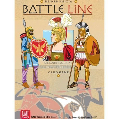 Battle Line, 7th Printing (INGLES)