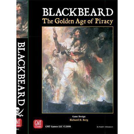 Blackbeard: The Golden Age of Piracy - 2nd Printing (INGLES)