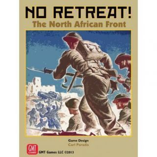No Retreat 2: The North African Front - Deluxe Edition (INGLES)