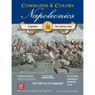 Commands & Colors: Napoleonics Expansion: The Austrian Army (INGLES)