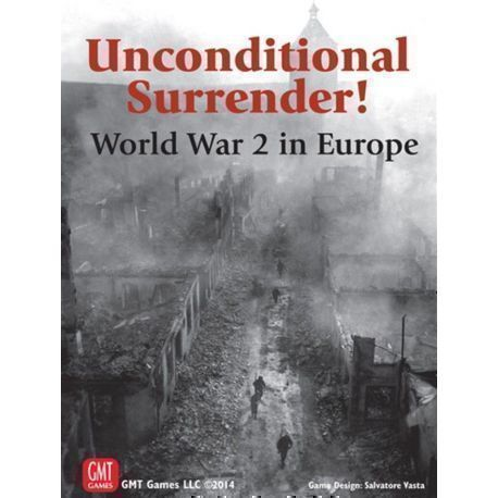 Unconditional Surrender! 2nd Printing (INGLES)