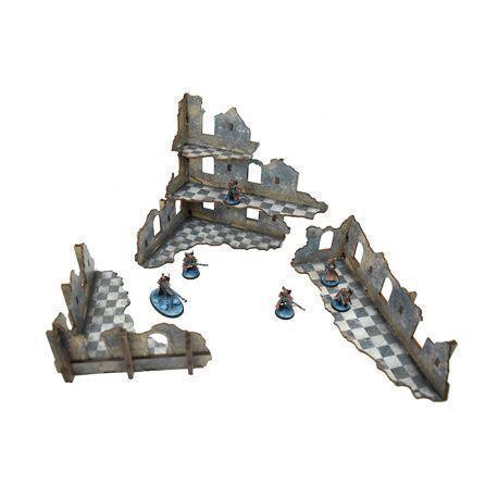 Prepainted Ruins