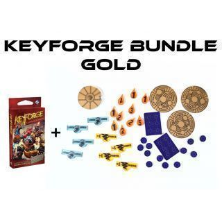 Keyforge Bundle GOLD
