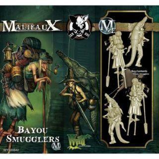 Bayou Smuggler