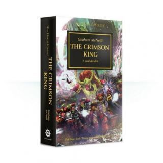 HORUS HERESY: THE CRIMSON KING (PB)