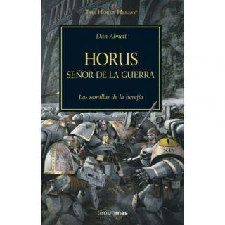HORUS SEÑOR DE LA GUERRA Nº01