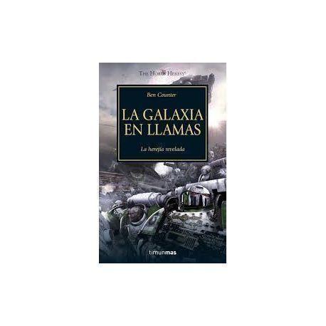 LA GALAXIA EN LLAMAS Nº03