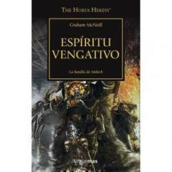 ESPÍRITU VENGATIVO Nº29