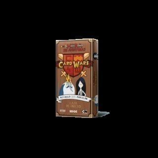 Card Wars: Rey Hielo contra Marceline