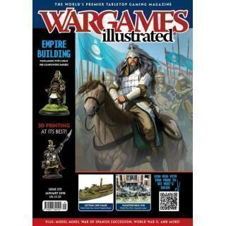 Wargames Illustrated WI375 January Edition