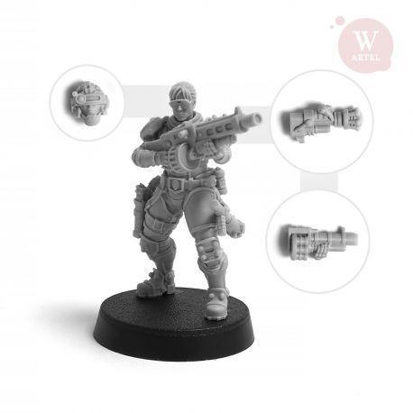 LEU: Riot Control Squad