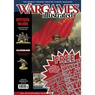 Wargames Illustrated 376 February Edition 2019