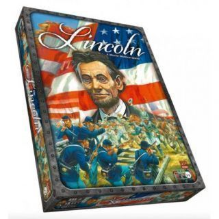 Lincoln - A Martin Wallace Game