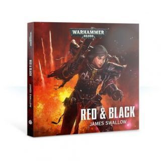 RED AND BLACK (AUDIOBOOK)
