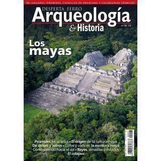 Arqueología e Historia 23. Los Mayas