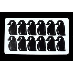 Penguin Hero Tokens (12)