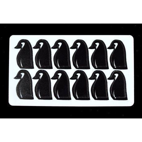 Penguin Hero Tokens (12)