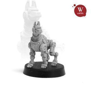 Kharon the Cyberdog