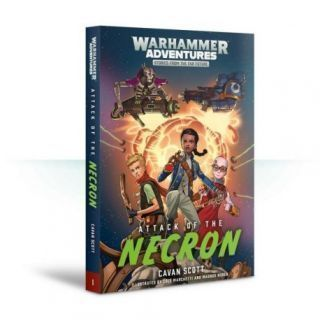 WARPED GALAXIES: ATTACK OF THE NECRON PB