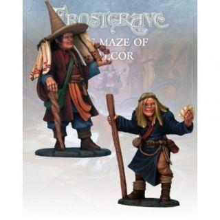 Fatecaster and Apprentice