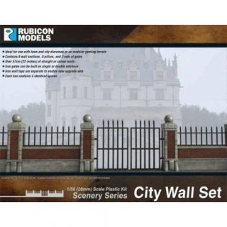City Wall Set