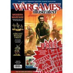 Wargames Illustrated WI377 March Edition