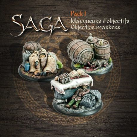 SAGA Objective Markers 1