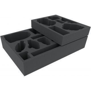 Feldherr foam tray set for Speed Freeks board game box