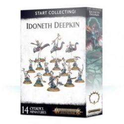 START COLLECTING. IDONETH DEEPKIN