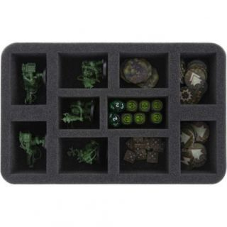 HS050KT04 foam tray for Kill Team: Burna Boyz