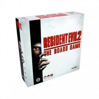RESIDENT EVIL 2: THE BOARD GAME (INGLÉS)