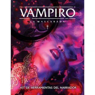 Vampiro 5ª - Pantalla del Narrador