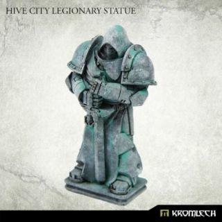 HIVE CITY LEGIONARY STATUE