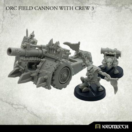 ORC FIELD CANNON CREW 3
