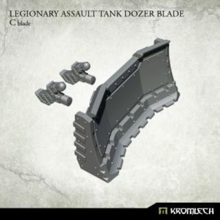 LEGIONARY ASSAULT TANK DOZER BLADE