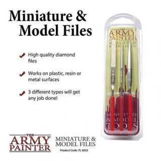 Miniature and Model Files