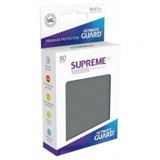 Fundas Supreme UX Color Gris Oscuro (80 unidades)