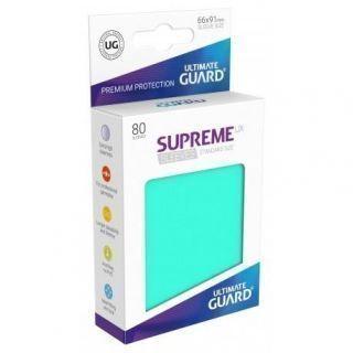 Fundas Supreme UX Color Turquesa (80 unidades)