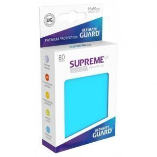 Fundas Supreme UX Color Azul Celeste (80 unidades)