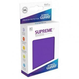 Fundas Supreme UX Color Violeta (80 unidades)