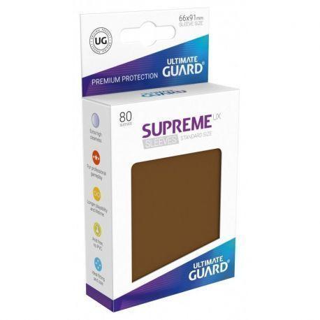 Fundas Supreme UX Color Marrón (80 unidades)